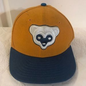 NEW ERA Chicago Cubs Two Tone Hat 7 3/8